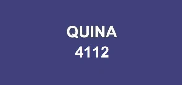 Sorteio da bolada do prêmio Quina 4112 nessa sexta-feira