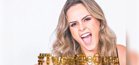 Campanha no Twitter conta com a ajuda de Ana Paula e seus fãs