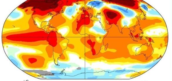 Este año se están rompiendo récords en los registros climáticos en todo el mundo