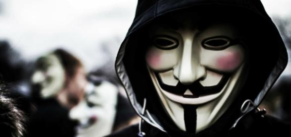 Anonymous contra el estado islámico.