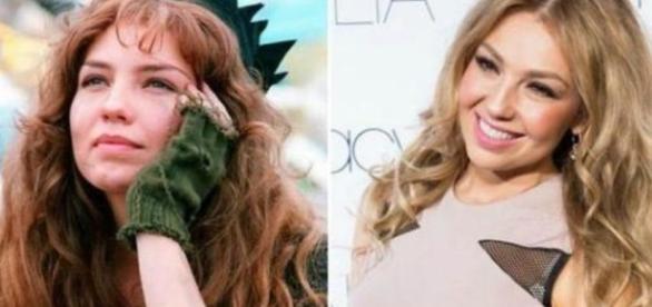 Thalia fez sucesso no Brasil com suas telenovelas mexicanas