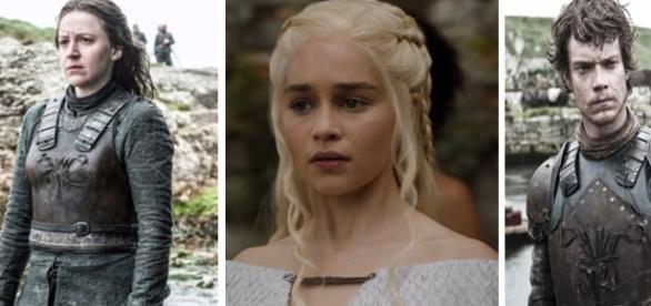 Uma nova aliança pode se formar no episódio 'Batalha dos Bastardos' (Foto: HBO)