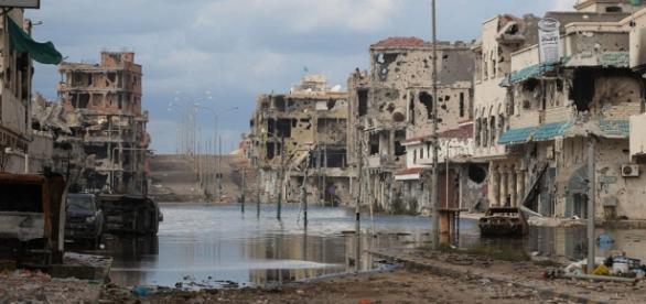 A cidade de Sirte foi invadida pelo Daesh