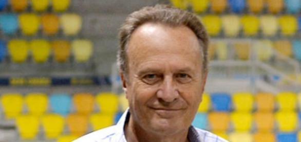 Aíto García Reneses, sabio del Baloncesto español.
