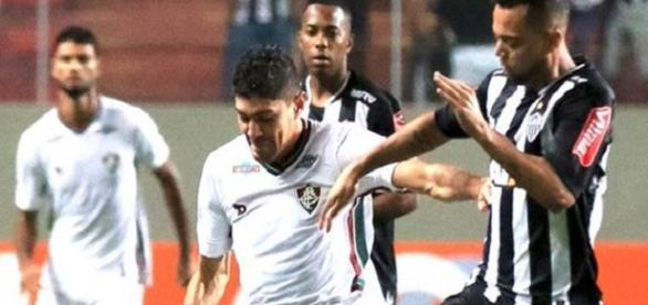 Atlético-MG 1x1 Fluminense: líder de audiência no Rio (Fonte: Globoesporte)