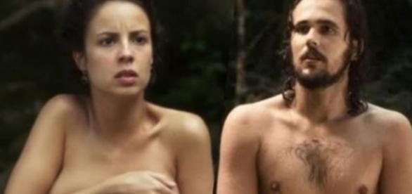 Branca atrapalhará união anunciando que está grávida (Reprodução/Globo)