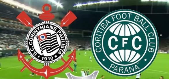 Corinthians x Coritiba: jogo de tradição