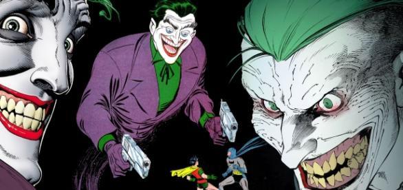 DC Rebirth revela: Existem três Coringas