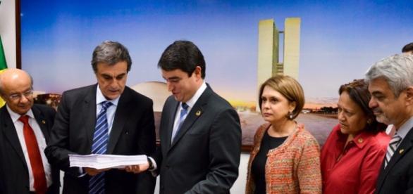 Defesa de Dilma Rousseff no processo de impeachment