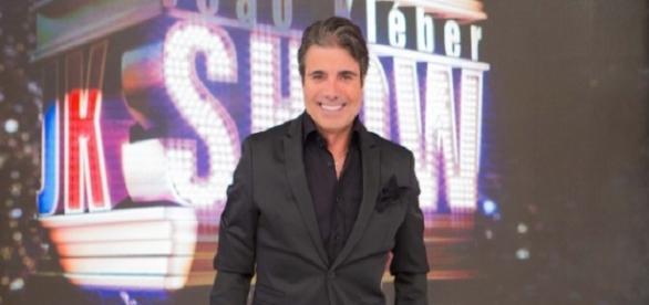 João Kléber estreia novo programa (Foto: Artur Igrecias/RedeTV!)