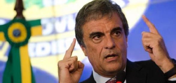 José Eduardo Cardozo, ex-advogado-geral da União (Foto: Marcelo Camargo/Agência Brasil)