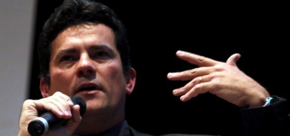 Juiz federal responsável pela Lava Jato, Sérgio Moro.