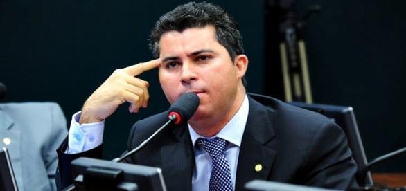 O deputado Marco Rogério (DEM-RO)