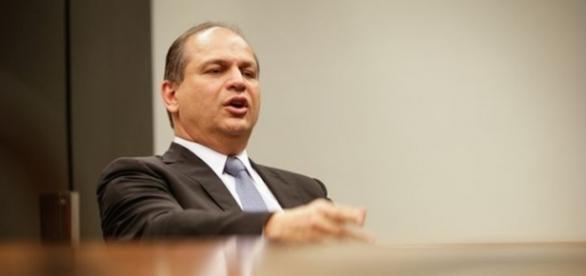 O ministro da saúde, Ricardo Barros -PP/PR. (Foto: Reprodução)