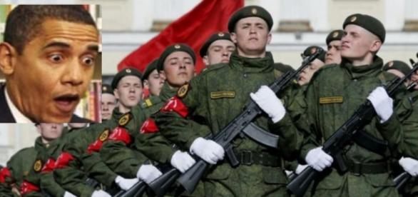 Polêmica envolvendo forças armadas internacionais