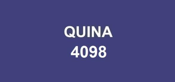 Publicado o resultado da Quina 4098; Sorteio realizado nessa quarta-feira, dia 1.