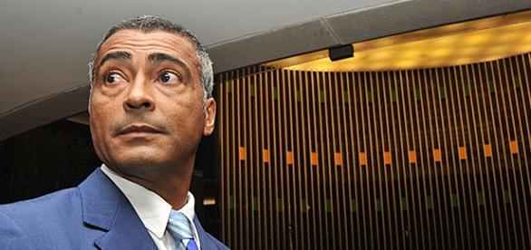 Romário tem 5 anos de vida política