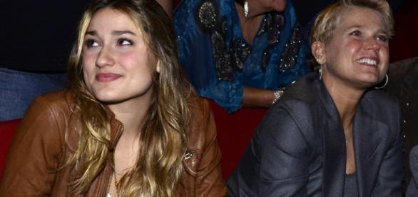 Sasha Meneghel, a filha da apresentadora Xuxa, da TV Record é uma das banidas da RedeTV!