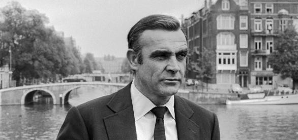 Sean Connery, le célebre James Bond