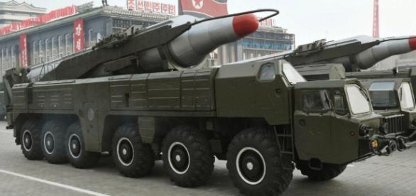 Coreea de Nord a încercat fără succes o nouă lansare a unei ...