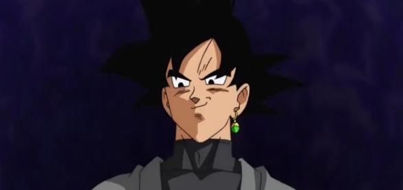 Goku Black llega al presente de Dragon Ball Super