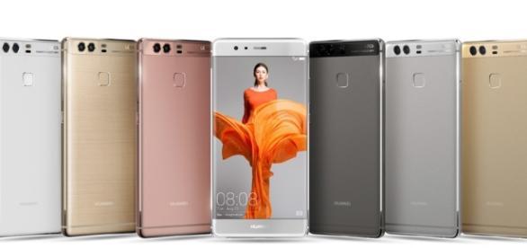 Huawei P9 , con gran variedad de acabados