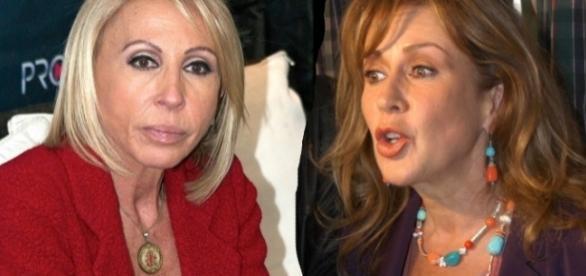 Laura Bozzo insulta Laura Zapata