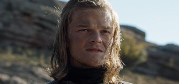 O jovem Ned Stark na Torre da Alegria.