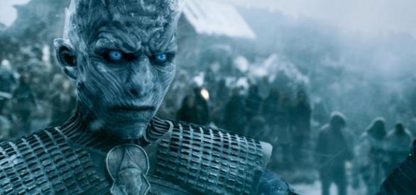 O Rei da Noite e seu exército. Imagem: HBO