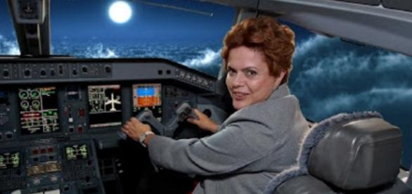 Quem está pagando pelas viagens de Dilma?