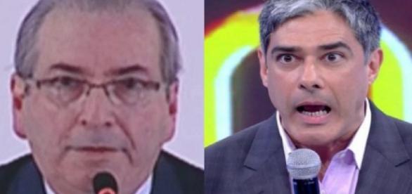 Cunha ataca Jornal Nacional e Globo News corta entrevista ao vivo