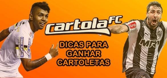 Dicas para conseguir cartoletas no Cartola FC.
