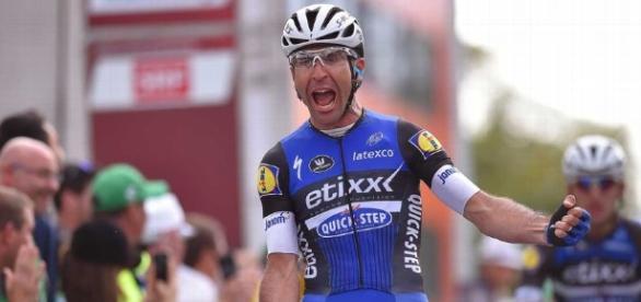 El argentino Maximiliano Richeze formará parte de la alineación del equipo Etixx Quick-Step en la edición 103 del Tour de Francia