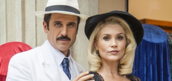 Ernesto e Sandra querem se livrar de Araújo