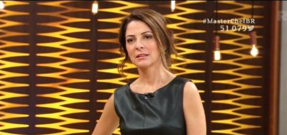 Fogaça irrita produção de MasterChef e Ana Paula Padrão pode voltar para o jornalismo (Reprodução/Band)