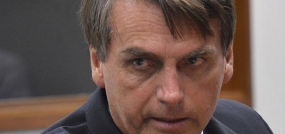 Jair Bolsonaro, deputado federal pelo PSC