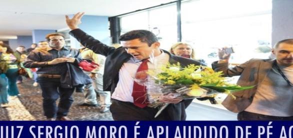 Juiz Sérgio Moro é homenageado em restaurante de Curitiba