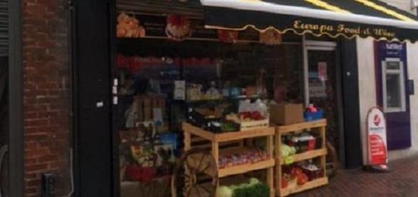 Magazinul românesc în care a avut loc evenimentul