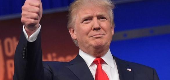 Donald Trump: American Dream turned nightmare.