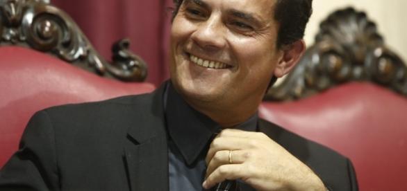 Juiz federal Sérgio Moro, responsável pelas investigações da Lava Jato