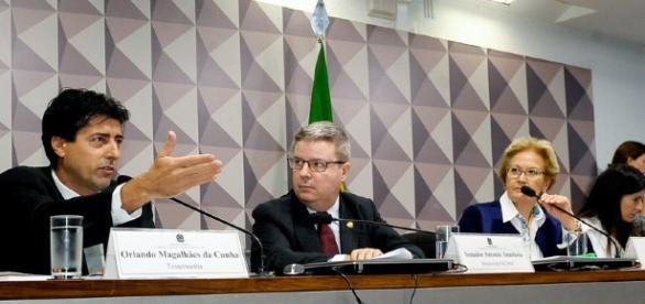 Orlando Magalhães da Cunha, analista de Planejamento e Orçamento e ex-subsecretário de Planejamento e Orçamento do Ministério da Justiça