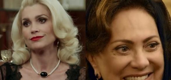 Sandra da novo golpe e Anastácia marca casamento com Pancrácio