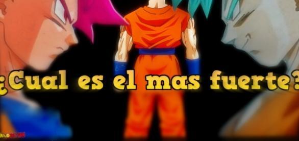 CONFIRMADO EL SUPER SAYAJIN DIOS ROJO ES MAS FUERTE QUE EL AZUL
