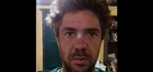 Aleph del Moral, 39 anos, está desaparecido desde o dia 9 de junho