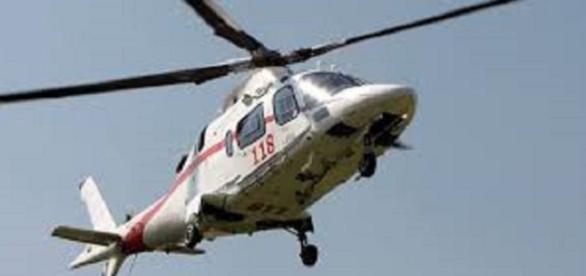 Cosenza: grave incidente: uomo precipita da quattro metri di altezza