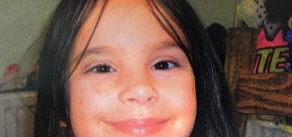 Ellie Butler, vítima do próprio pai (Foto: BBC)