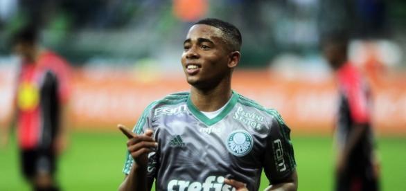 Gabriel Jesus é alvo de vários clubes europeus (Foto: Globo)