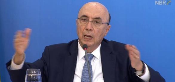 Meirelles foi o escolhido para falar com embaixador britânico (Foto: NBR)