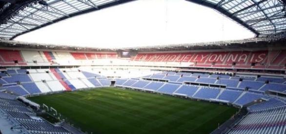 Stade des Lumières, em Lyon, será o palco do duelo França x Irlanda