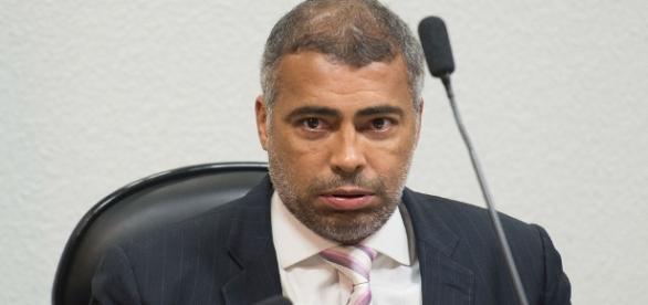 Romário tem nome envolvido em venda de voto